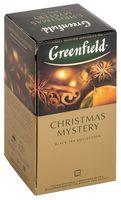 "Чай черный ""Greenfield. Christmas Mystery"" (25 пакетиков)"