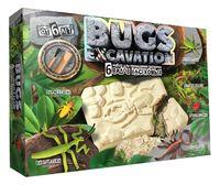 """Набор палеонтолога """"Bugs excavation. Насекомые"""" (арт. BEX-01-04)"""