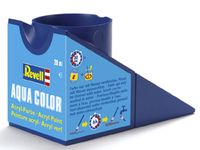 """Краска акриловая для моделей """"Aqua Color"""" (белая; 18 мл; арт. 36301)"""