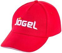 Бейсболка JC-1701-021 (красно-белая)