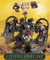 "Миниатюра ""Warhammer 40.000. Finecast: Ork Ghazghkull Thraka"" (50-40)"