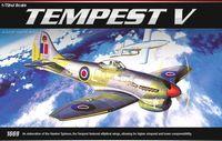Самолет Tempest V (масштаб: 1/72)
