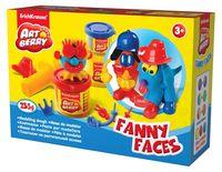 """Набор для лепки """"Funny Faces"""""""