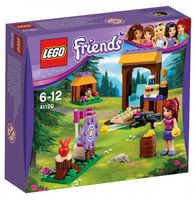 "LEGO Friends ""Спортивный лагерь: стрельба из лука"""