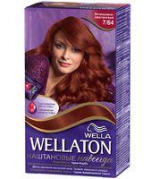 Крем-краска для волос (тон: 7/64, интенсивно-каштановый)