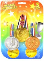 """Набор медалей """"Для праздников"""""""