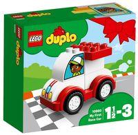 """LEGO Duplo """"Мой первый гоночный автомобиль"""""""