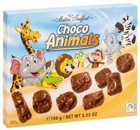 """Шоколад молочный фигурный """"Choco Animals"""" (100 г)"""