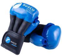 """Перчатки для рукопашного боя """"PRO"""" (10 унций; синие)"""