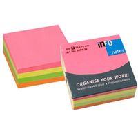 """Стикеры """"Куб"""" (75x75 мм; 320 листов; разноцветные)"""
