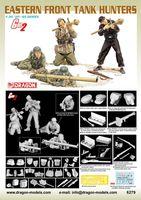 """Набор миниатюр """"Eastern Front Tank Hunters"""" (масштаб: 1/35)"""