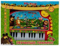 """Развивающая игрушка """"Пианино. Маша и Медведь"""""""