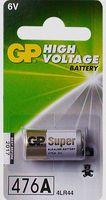 Батарейка алкалиновая GP 476A/4LR44 1BP