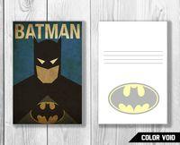 """Открытка №831 """"Бэтмен"""""""