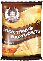 """Чипсы картофельные """"Хрустящий картофель. Со вкусом сыра"""" (160 г)"""