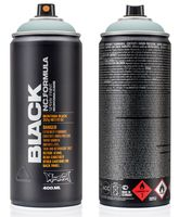 """Краска аэрозольная """"Black. Dove"""" (голубая; 400 мл)"""