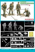 "Набор миниатюр ""German Mine Detectors"" (масштаб: 1/35)"
