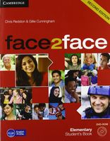 Face2Face. Elementary. Student`s Book (+ DVD)