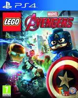 LEGO Marvel Мстители (PS4)