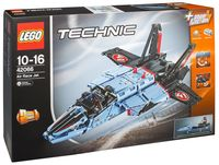 """LEGO Technic """"Сверхзвуковой истребитель"""""""