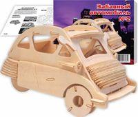 """Сборная деревянная модель """"BMW Изетта"""""""