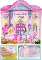 """Раскраска """"Princess Mimi. Дом Мими"""" (+ наклейки)"""