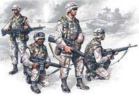 Элитные войска США в Ираке (масштаб: 1/35)