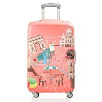 """Чехол для чемодана """"Paris"""" (малый)"""