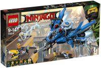 """LEGO The Ninjago Movie """"Самолет-молния Джея"""""""