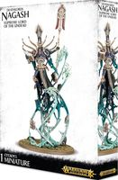 Warhammer Age of Sigmar. Deathlords. Nagash, Supreme Lord of the Undead (93-05)