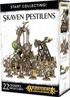 Warhammer Age of Sigmar. Skaven Pestilens. Start Collecting (70-90)
