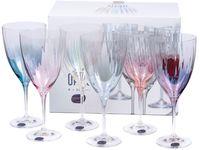 "Бокал для вина стеклянный ""Kate Optic"" (6 шт.; 500 мл)"