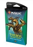 "Бустер ""Magic the Gathering. Theros. Beyond Death. Зелёный"" (35 карт)"