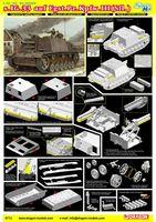 "Средний танк ""s.I.G.33 auf Fgst.Pz.Kpfw.III"" (масштаб: 1/35)"
