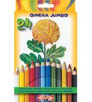 Набор карандашей цветных (24 цвета)