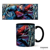 "Кружка ""Супермен"" (408, черная)"