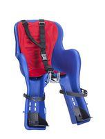 """Кресло велосипедное детское """"KIKI DE LUXE"""" (синее)"""