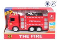 "Машинка ""The fire"""