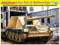 "САУ ""Ardelt-Rheinmetall 8.8cm Pak 43 Waffentrager"" (масштаб: 1/35)"
