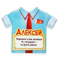 """Магнит """"Алексей"""""""