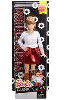 """Кукла """"Барби. Игра с модой. Миниатюрная"""" (арт. DMF25)"""
