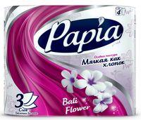 "Туалетная бумага ""Балийский цветок"" (4 рулона)"