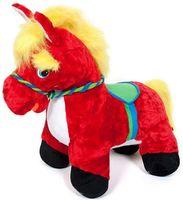 """Мягкая игрушка """"Лошадка Шурка"""""""