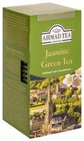 """Чай зеленый """"Ahmad Tea. С жасмином"""" (25 пакетиков; саше)"""