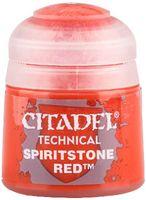 "Краска акриловая ""Citadel Technical"" (spiritstone red; 12 мл)"