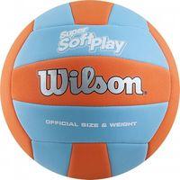 """Мяч волейбольный Wilson """"Super Soft Play"""" №5"""