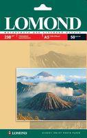 Глянцевая фотобумага Lomond (50 листов, 230 г/м2, формат A5)