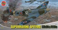 """Истребитель """"Supermarine Spitfire MkIXc/XVIe"""" (масштаб: 1/48)"""