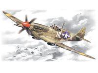 """Истребитель ВВС США ІІ Мировой войны """"Спитфайр Mк VIII"""" (масштаб: 1/48)"""