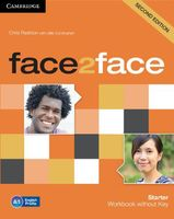 Face2Face. Starter. Workbook without Key